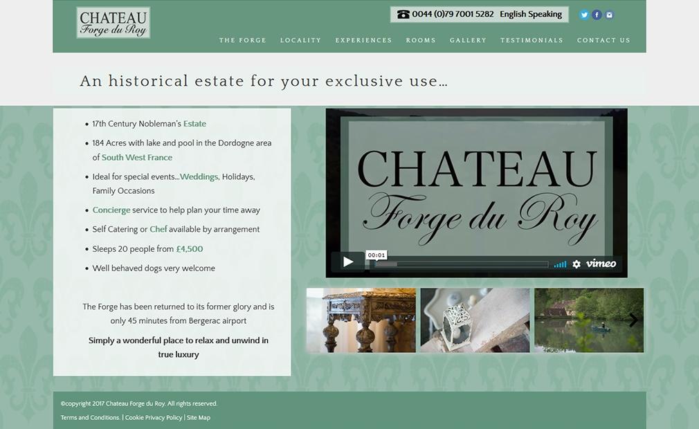 Chateau Forge Duroy