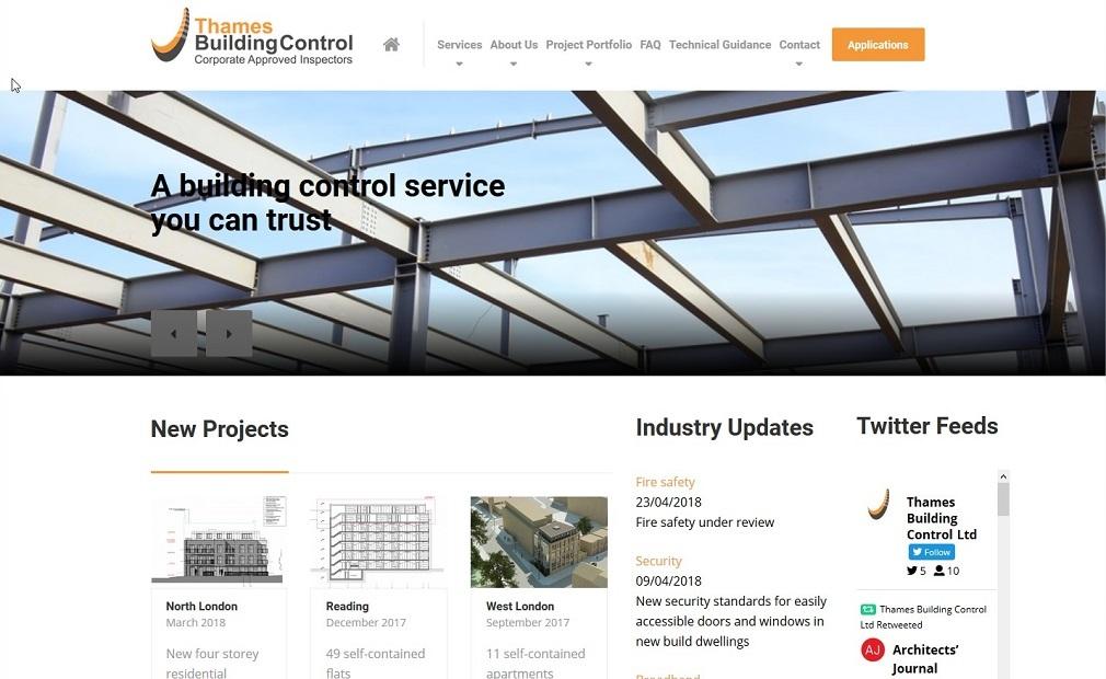 Thames Building Control